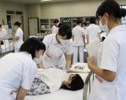2020看護校内実習
