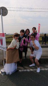 2019熊本城マラソンペトレ