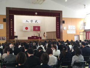 h31 入学式2