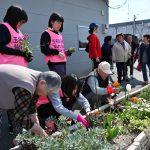 西原村ボランティア朝日新聞より3