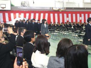 h31 入学式3